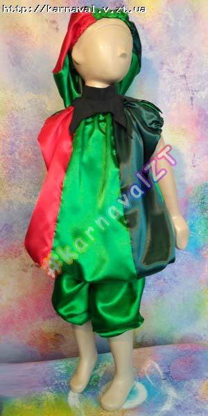 Детский карнавальный костюм Арбуз (Кавун) для девочки и мальчика    Костюмы  грибов 741cdd6213a51