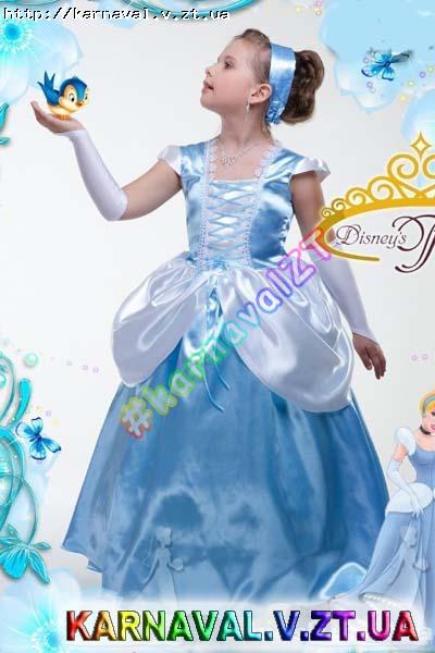 ace669c6580 Детский карнавальный костюм Золушка №307а    Костюмы девочкам (д с)    Карнавальные  костюмы в Житомире - прокат и продажа