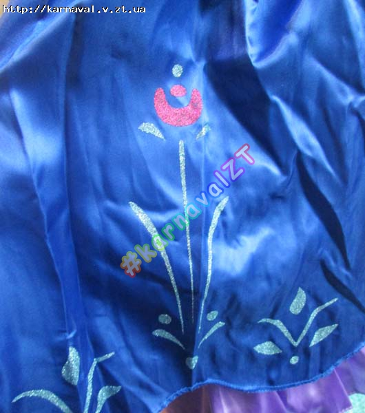 94351d6fce88523 3) в Житомире купить Детский карнавальный костюм Принцесса Анна Frozen  №306а (вар. 4) в Житомире купить ...